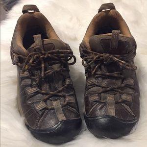 GUC Keen Targhee Waterproof Brown Hiking Shoe